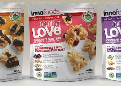 Innofoods Branding