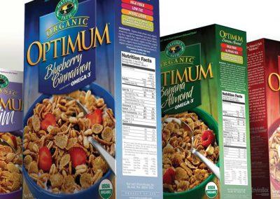 Optimum Cereal Repositioning