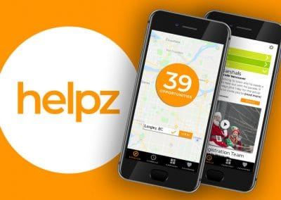 Helpz – App Design UX