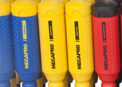 Megapro Tools Branding