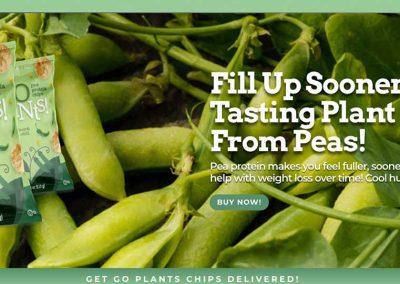 Go Plants Online Launch