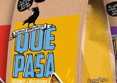 Que Pasa Packaging